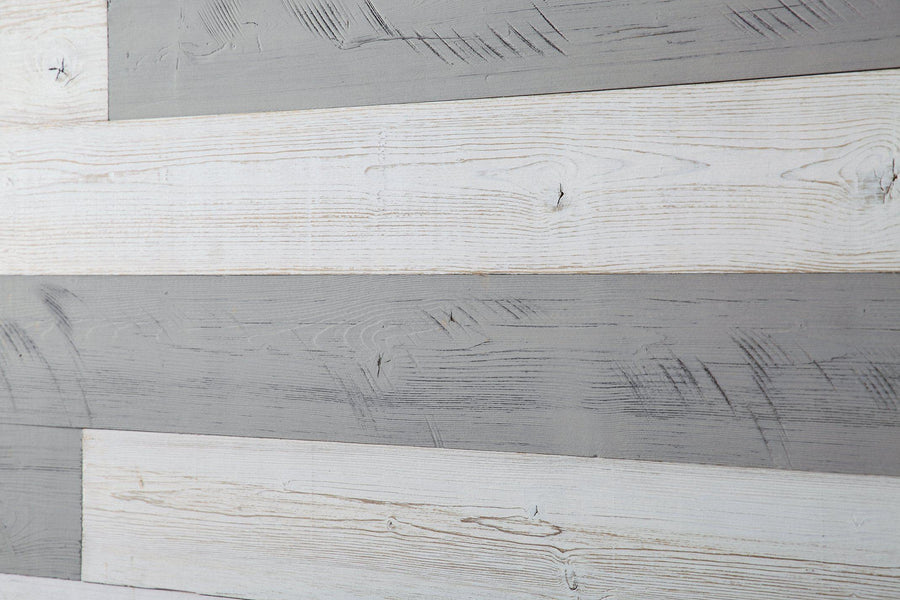 Sweetened Milk, White. Real Wood (Pine) + Easy to Install