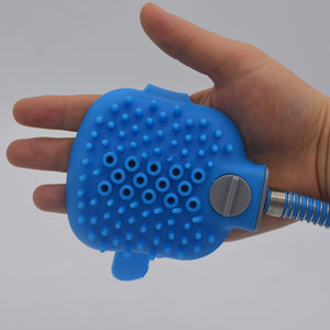 Shower Buddy Grooming Glove