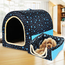 Load image into Gallery viewer, Plush Dog House