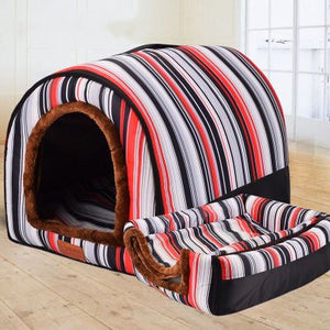 Plush Dog House