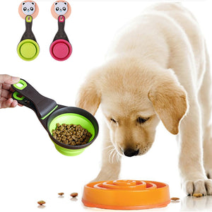 Scoop-n-Clip Dog Bowl