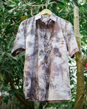 Load image into Gallery viewer, Earthen Brown Cotton Casual Shirt