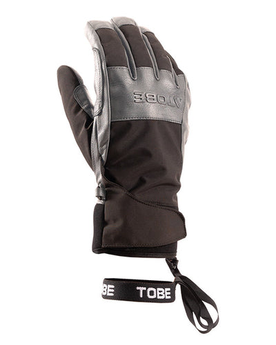 Snowmobile Glove, Capto Undercuff V2 - Steel Gray