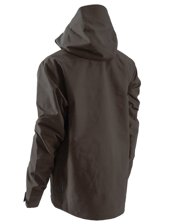 TOBE Macer Jacket, Jet Black - Back