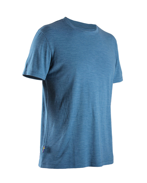 Aura T-Shirt M, Blue