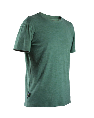 Aura T-Shirt M, Green
