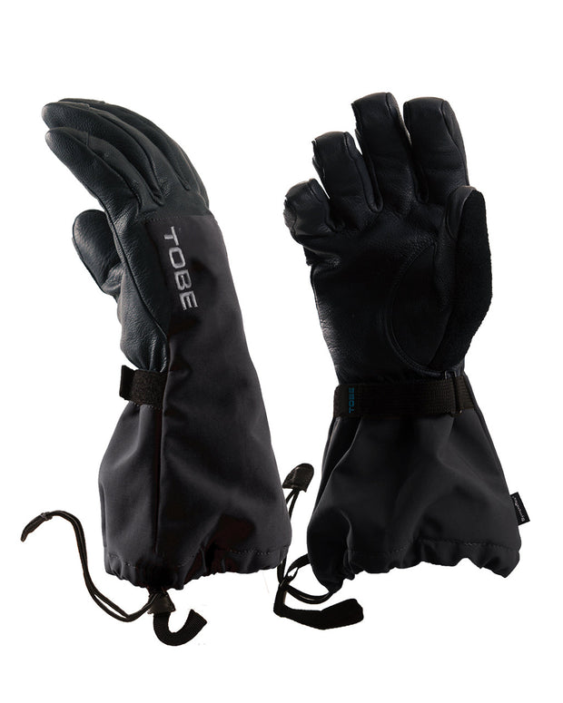 Capto Gauntlet, Jet Black