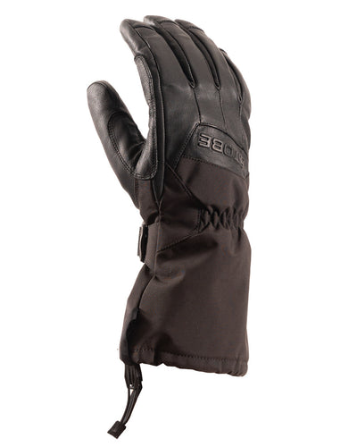 Snowmobile Glove, Capto Gauntlet V2 -Jet Black