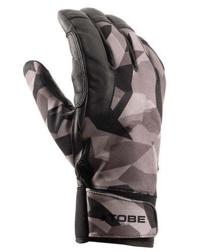 Snowmobile Glove, Capto Mid - Urban Camo