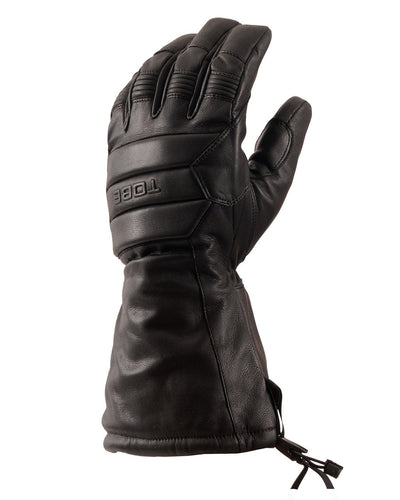 Snowmobile Glove, Corium Heavy - Jet Black