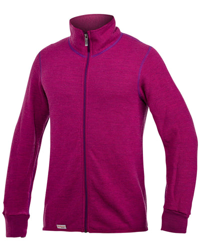 Full Zip Jacket CC 400, Cerise/Purple
