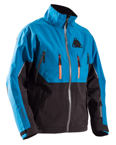 "Snowmobile Jacket ""Iter"" - Blue Aster"