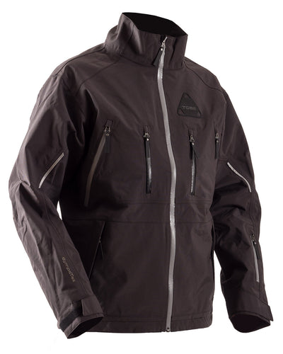 "Snowmobile Jacket ""Iter"" -  Jet Black"