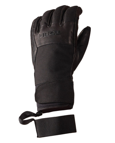Snowmobile Glove Capto Undercuff V2 - Jet Black