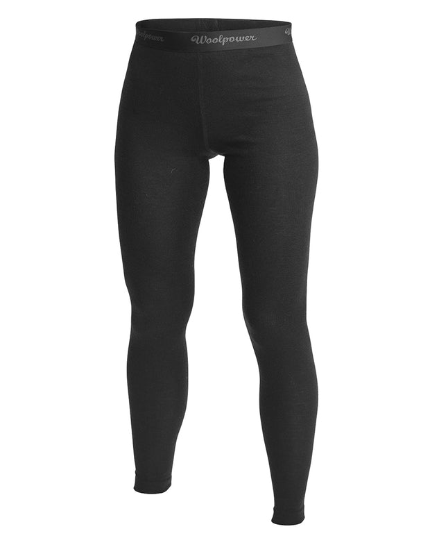 Long Johns Ws, Black