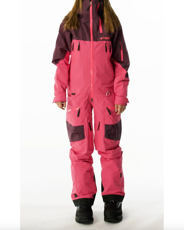 Macer Mono Suit, Raspberry Sorbet