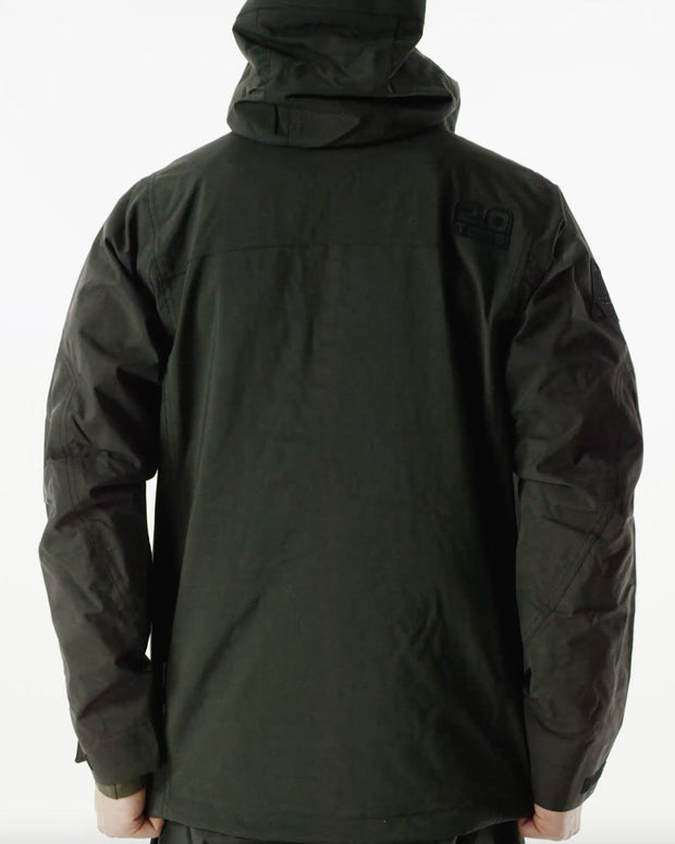 "Snowmobile Jacket ""Novo"", CF Black"