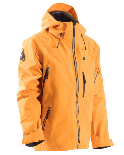 All new for 2021, this the Novo Jacket Snowmobile and Ski Shell in Yam. ?id=15406436745313