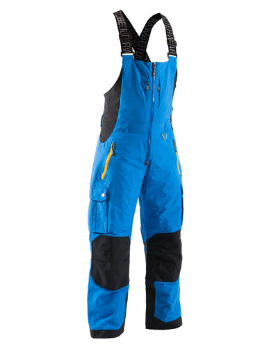 Tapar Insulated Bib, Blue Aster