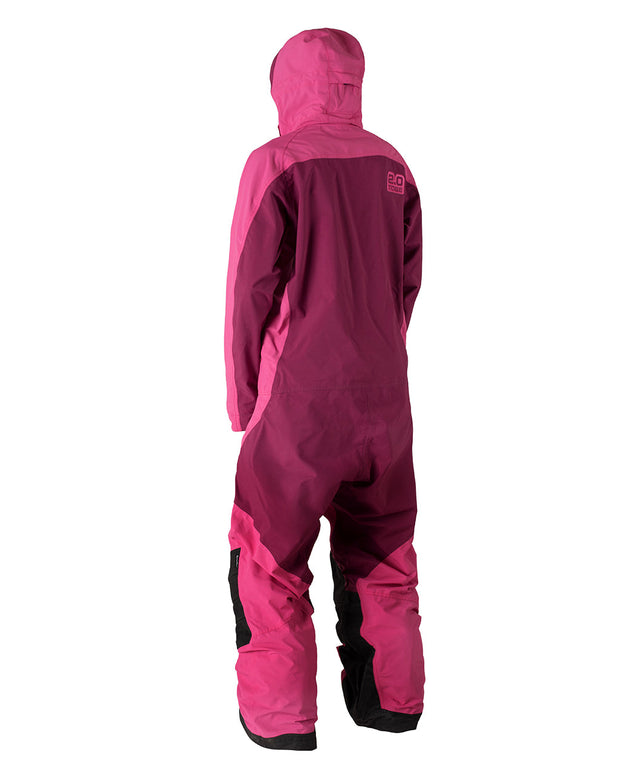 Vivid Mono Suit, Fuchsia Purple