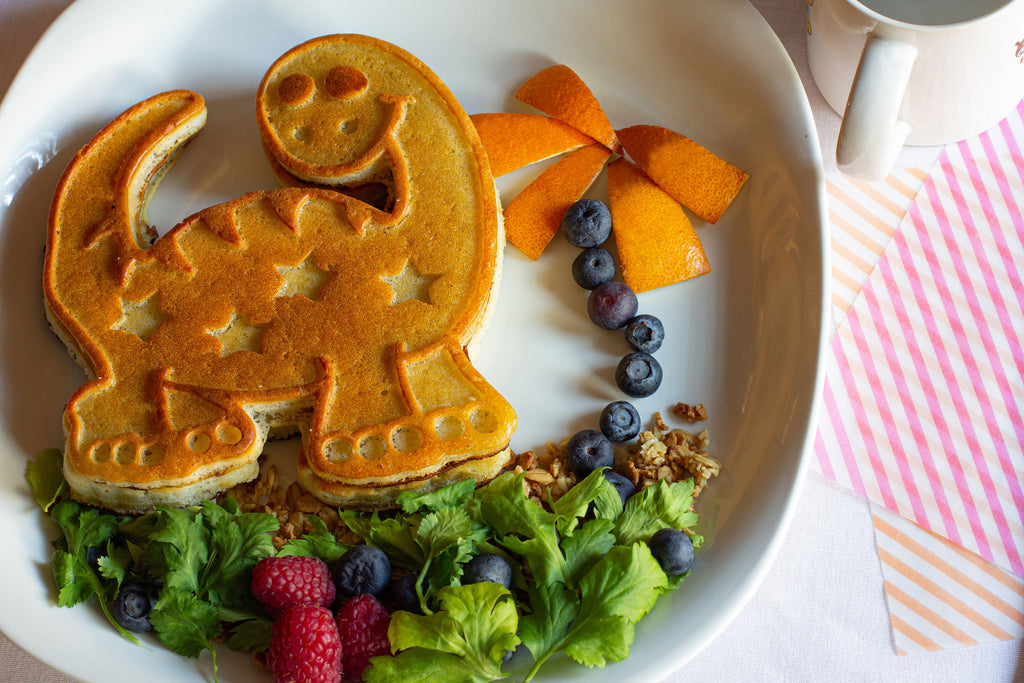 Avery the Dinosaur Pancake Mold