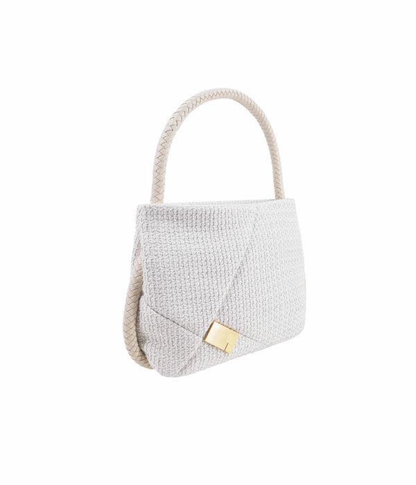 SOFT | Hobo Large Raffia Bright