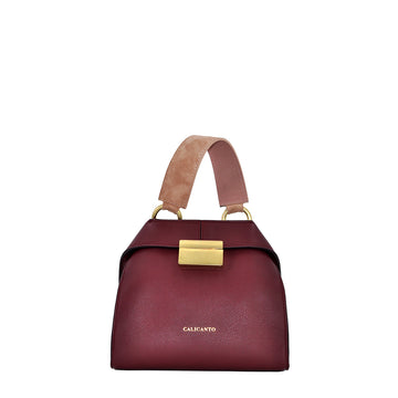 Mini | Chianti/Cipria - Calicanto Luxury Bags