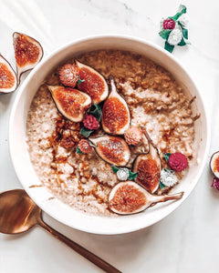 Fig & Oat Bowl