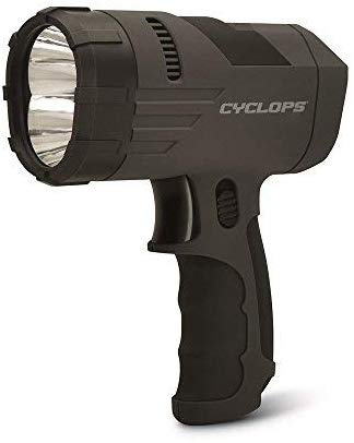 Cyclops Revo 1100 Lumen Handheld Spotlight with Rechargeable Battery