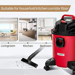 KUPPET 3-in-1 Wet and Dry Vacuum Cleaner, Wet Dry Vac Cleaner with Blower Multi Purpose 5 Gallon Vac, Powerful 16Kpa Suction,Large Capacity 3.5 Horsepower