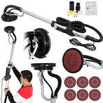 F2C 800W Swivel Electric Variable 6 Speed Drywall Disc Sander w/ 6 Sand Pads