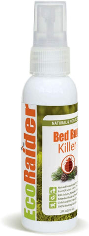 Bed Bug Killer by EcoRaider (Case of 16(16 OZ))