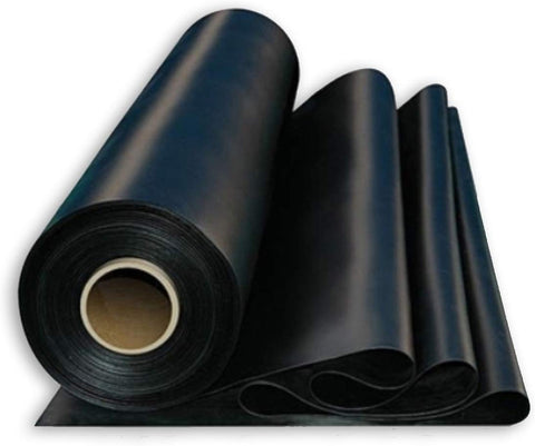 5' X 10' Firestone Rubbergard 60 Mil Epdm Roofing Rubber