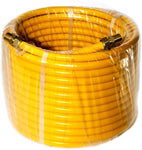 "GASFLEX Gas Flex 1/2"" Tubing Pipe KIT 66ft with 2 Fittings"