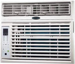 FROZTECH DOE Approved Window Unit (8,000 BTU/HR) Super Quiet Aire Acondicionado de Ventana 11 EER Room Air Conditioner AC Window Unit - AC Window Unit - 115 V Only Cooling