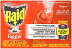 Raid Concentrated Deep Reach Fogger, 1.5 OZ, 3 CT