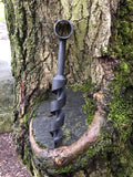 "Black Raven Bushcraft 1"" Scotch Eye Auger for Bushcrafting, Woodscraft, and outdoor projects"
