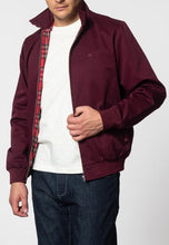 Load image into Gallery viewer, The Harrington Jacket - Wine