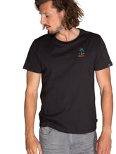 Load image into Gallery viewer, FOSTON T-SHIRT - True Black