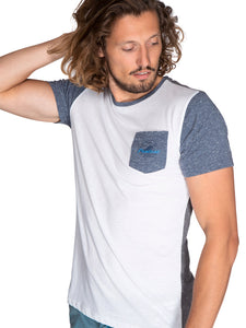 SAVIER T-SHIRT - Deep Grey