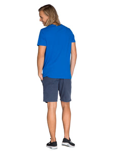 BOYTON T-SHIRT - Medium Blue
