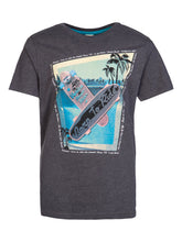 Load image into Gallery viewer, ELIAS JR T-SHIRT - Deep Grey