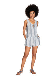 CICELY playsuit - Seashell