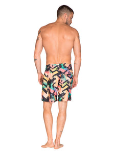 LIMEY beachshort - True Black