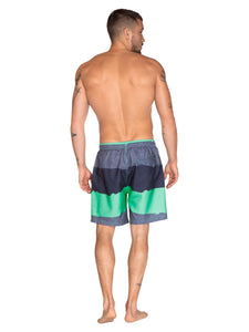 BILO beachshort - Poison Green