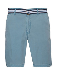 FAN shorts - Washed Blue
