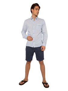 FAN shorts - Ground Blue