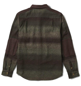NORDSMAN FLANNEL - Dark Brown