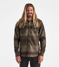 Load image into Gallery viewer, NORDSMAN FLANNEL - Dark Brown