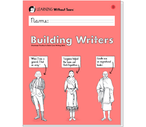 Building Writers A-F